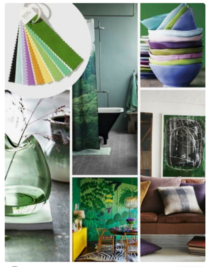 Pantone 2018 Home + Interiors Color Trend 3