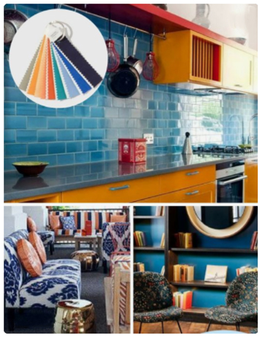 Pantone 2018 Home + Interiors Color Trend 4