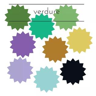 Verdure - ColorPalette