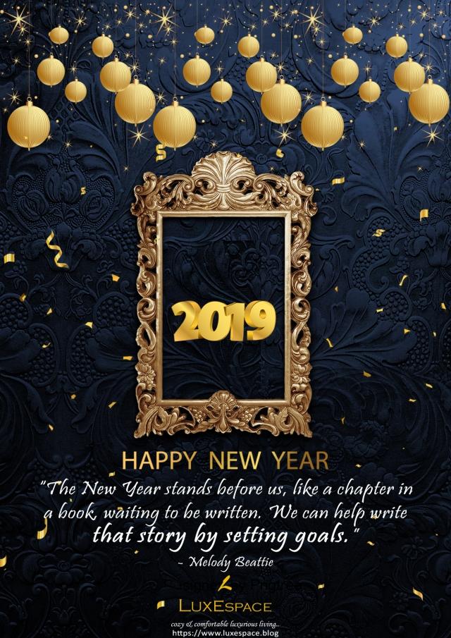New Year 2019 Wish