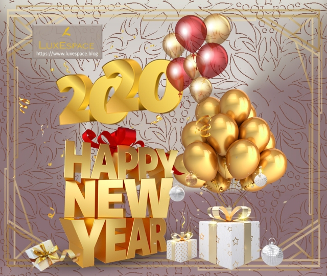 Happy New Year2020 A